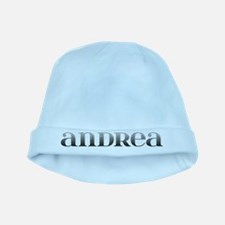 Andrea Carved Metal baby hat