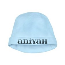 Aniyah Carved Metal baby hat