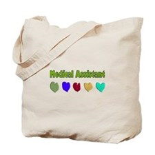 Medical Assistant Tote Bag