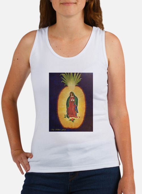 My Mother's Grace Our Lady of Women's Tank Top