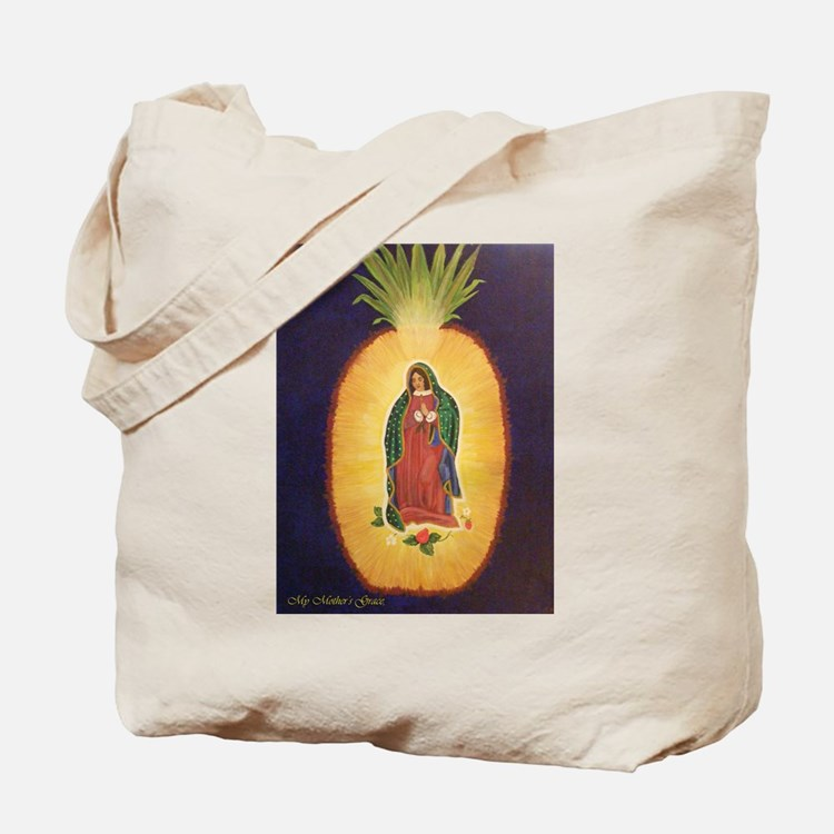 My Mother's Grace Our Lady of Tote Bag