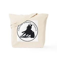 Three Barrels Tote Bag
