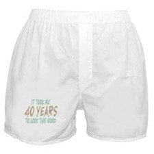 Cute 40 year old Boxer Shorts