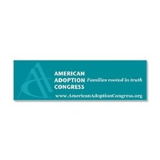 AAC Car Magnet 10 x 3