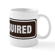 Fee Required Mug