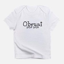 Obruni Ketse Ketse Infant T-Shirt