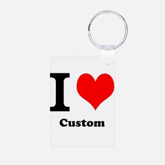 Custom Love Keychains