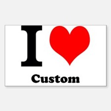 Custom Love Decal
