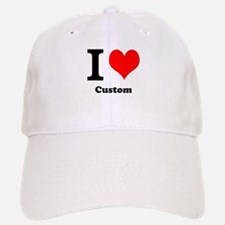 Custom Love Baseball Baseball Cap