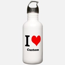 Custom Love Water Bottle