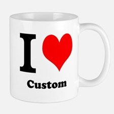 Custom Love Small Small Mug
