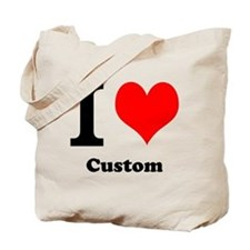 Custom Love Tote Bag