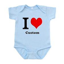 Custom Love Infant Bodysuit