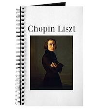 Chopin Liszt music pun pad
