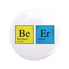"""Periodic Beer 3.5"""" Button (100 pack)"""
