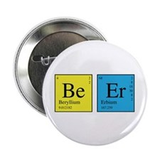 """Periodic Beer 2.25"""" Button (10 pack)"""