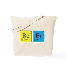 Periodic Beer Tote Bag