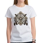 Dreamcatcher Medicine Wheel Women's T-Shirt
