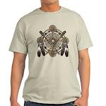 Dreamcatcher Medicine Wheel Light T-Shirt