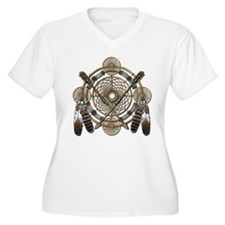Dreamcatcher Medicine Wheel T-Shirt