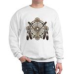 Dreamcatcher Medicine Wheel Sweatshirt
