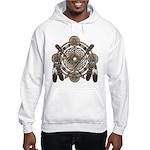 Dreamcatcher Medicine Wheel Hooded Sweatshirt