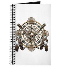 Dreamcatcher Medicine Wheel Journal