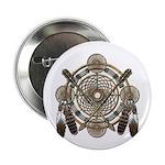 Dreamcatcher Medicine Wheel 2.25