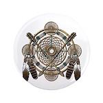 Dreamcatcher Medicine Wheel 3.5