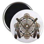 Dreamcatcher Medicine Wheel Magnet