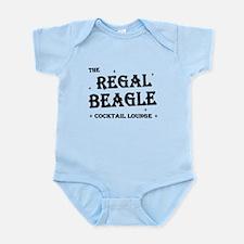 The Regal Beagle Infant Bodysuit