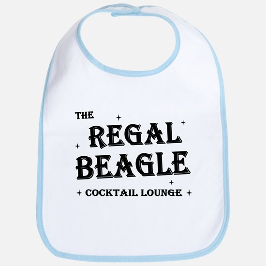 The Regal Beagle Bib