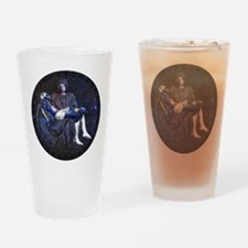 The Pietà by Michelangelo in Drinking Glass