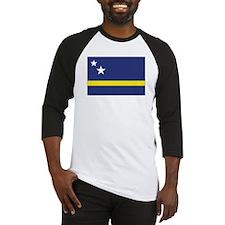 Curaçao Flag Baseball Jersey