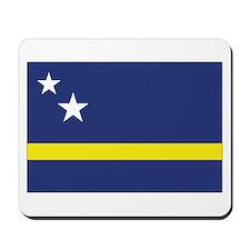 Curaçao Flag Mousepad