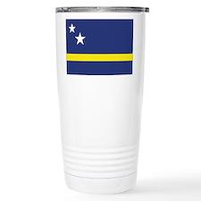 Curaçao Flag Travel Mug