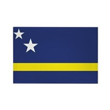 Curaçao Flag Rectangle Magnet