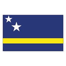 Curaçao Flag Decal