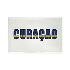 Curaçao Rectangle Magnet