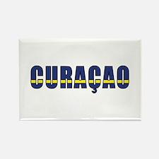 Curaçao Rectangle Magnet