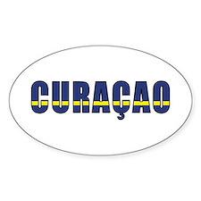 Curaçao Decal