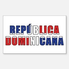Dominican Decal