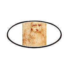 Self protrait of Leonardo Da Patches