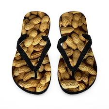 Flip Flops peanut photo texture