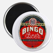 "Ohio Beer Label 1 2.25"" Magnet (100 pack)"
