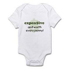 Expensive and Worth It Infant Creeper