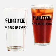 FUKITOL Drinking Glass
