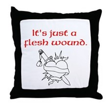 Unique Monty python Throw Pillow