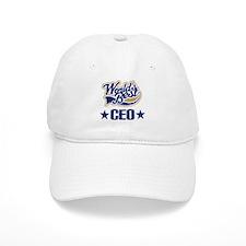 CEO Gift (Worlds Best) Baseball Cap
