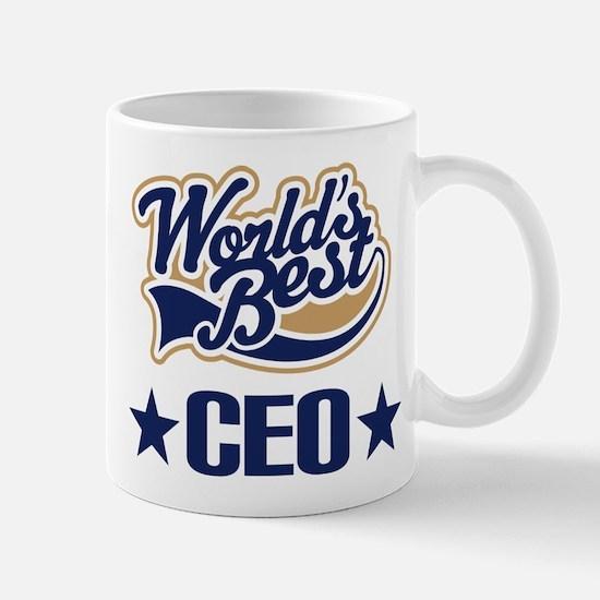 CEO Gift (Worlds Best) Mug
